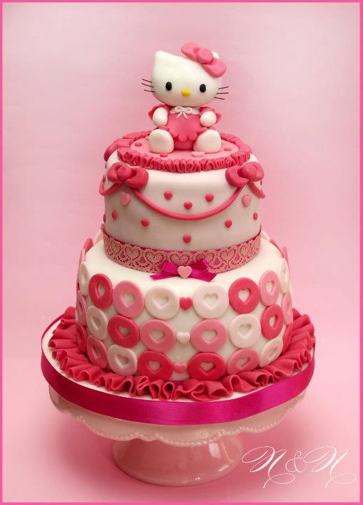 Hello Kitty Cake Tin Uk