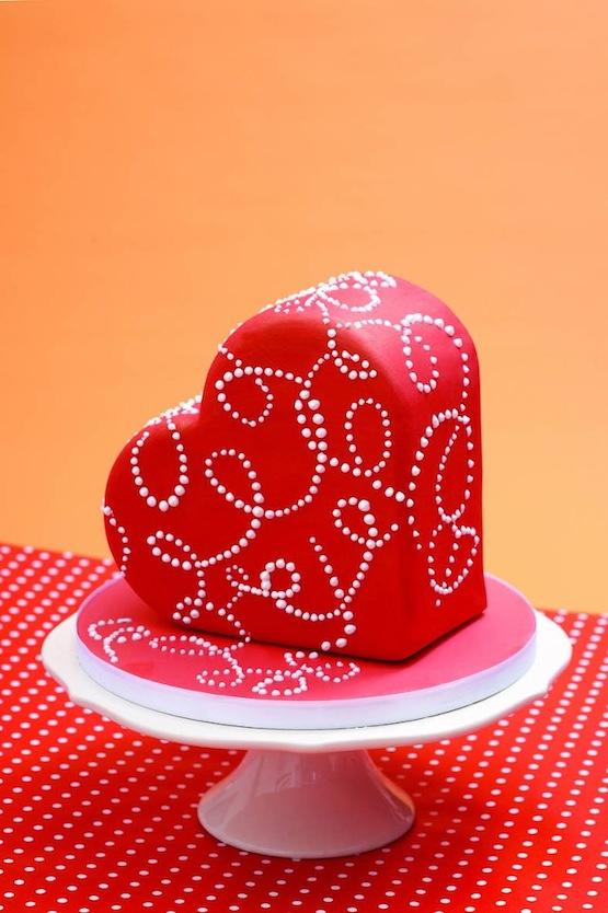 Renato Cake Design Ricette : Ricetta - La perfetta torta di San Valentino - Cakemania ...