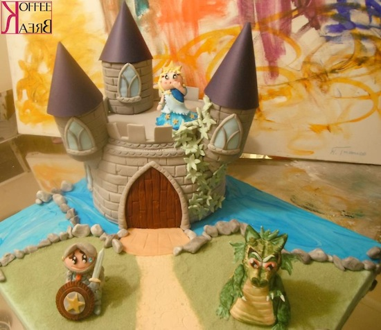 Cucina Con Chicca : Torte con draghi cakemania dolci e cake design