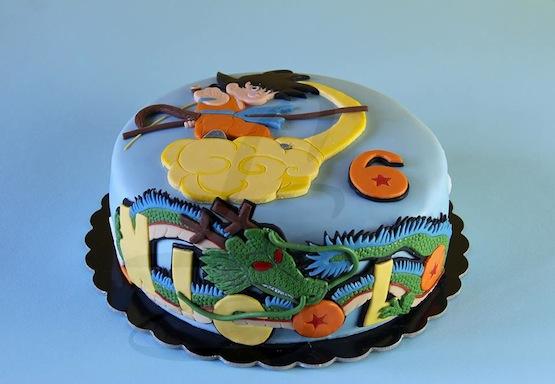 Torta Dragon Ball Cakemania Dolci E Cake Design