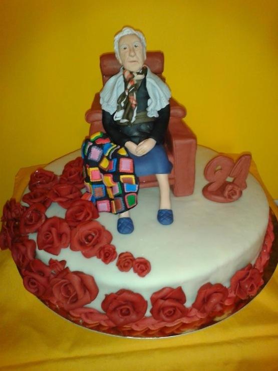 Torte Per Una Nonna Cakemania Dolci E Cake Design